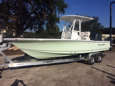 Boats Unlimited New Bern by 2016 Sea Hunt Bx 24 Br 24 Foot 2016 Sea Hunt Boat In New