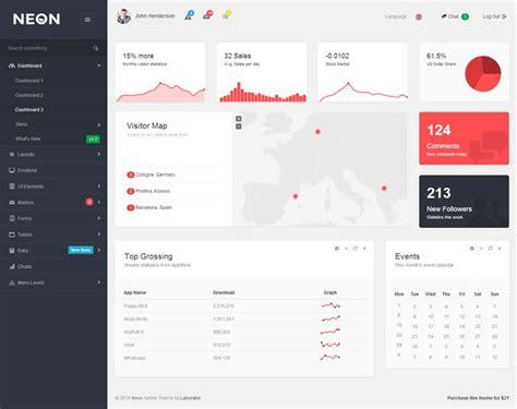 bootstrap dashboard template free 20 free premium bootstrap admin dashboard templates envato