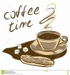 Kaffee Und Kuchen Bilder Kostenlos : kaffekopp och kakor hand tecknad vektorillustration vektor illustrationer illustration av ~ Cokemachineaccidents.com Haus und Dekorationen