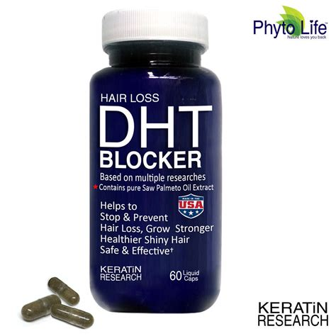 natural dht blocker shampoo