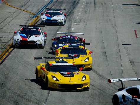 Corvette Racing Still Has The Touch At Long Beach