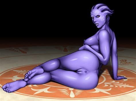 Rule 34 Asari Catthouse Studios Mass Effect Oni Artist