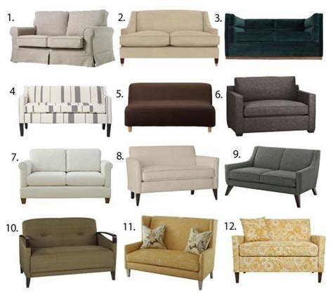 Sleeper Sofa 60 Inches Wide by Small Space Seating Sofas Loveseats 60 Inches