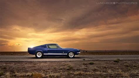 Ford Mustang Desktop Wallpaper 39 67 Gt500 Sunrise Profile By Joshua Coleman Photo 42416886 500px