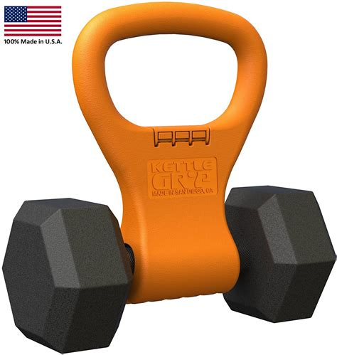 kettlebell grip adjustable portable weight