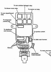 98 Accord Lx Cluster And Power Windows Problem - Honda Accord Forum