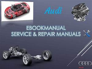 Audi Cabriolet  1999   8g 8g7  Service  U0026 Repair Manual