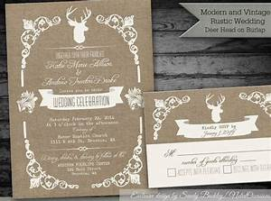 how printable wedding invitations really work With free printable deer wedding invitations