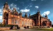 Kelvingrove Art Gallery and Museum, Glasgow, Scotland ...