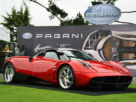 Cost Of Car by Pagani Huayra Could Cost 2 6m Business Insider