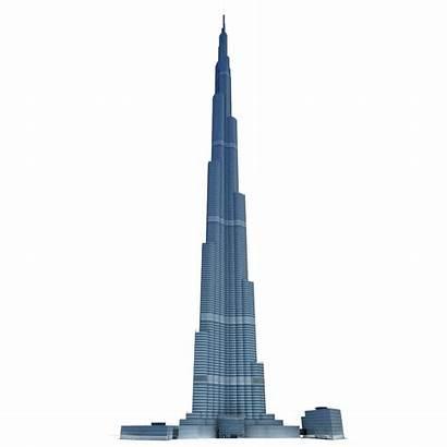 Burj Khalifa Tower Dubai Clipart Transparent Spire
