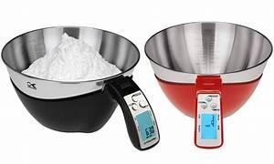 Bowl Scale 1 5l Digital Kalorik Digital Food Scale Groupon Goods