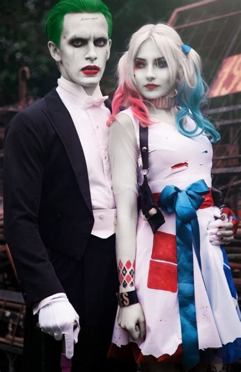 Joker And Harley Quinn Cosplay Tumblr