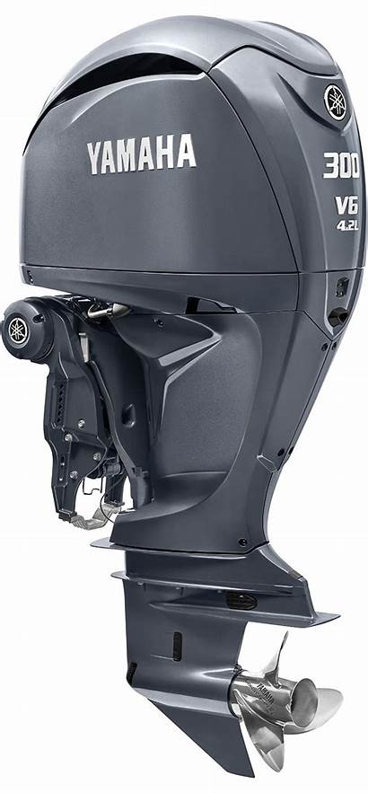 V6 Yamaha Hp 300 Outboards Outboard 250