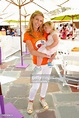Helen Kinnear and daughter attends 6th Annual Kidstock ...
