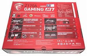 Msi Z170a Gaming M7  Lga 1151  Motherboard Review