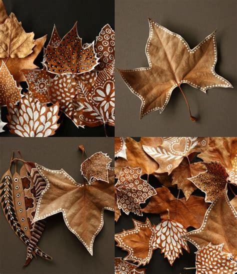 Next may be the image about borde decoraciones para hojas de word that you could produce an insight. 30 manualidades para decorar con hojas secas en otoño ...