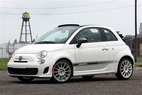 Fiat Assessment by 2013 Fiat 500