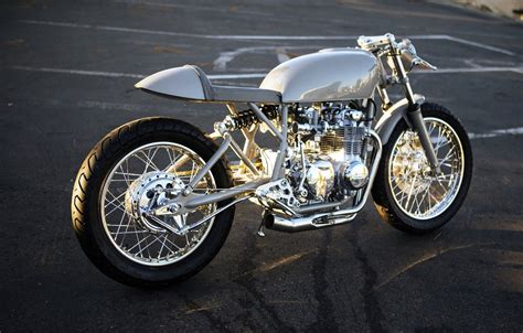 Cafe Racer : How To Build A Café Racer