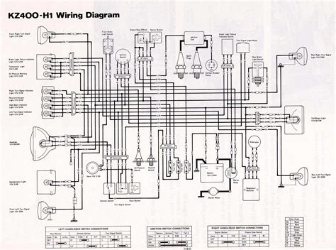 Kawasaki Ninja 400 Parts Diagram