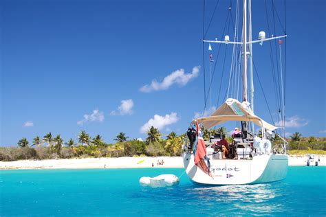 stunning sailing yacht swan 66 godot anchored off cay island credit yacht shots 11