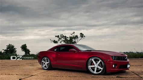 D2forged Chevrolet Camaro Ss Wallpaper