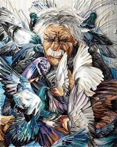 Quilled paper work from yulia brodskaya colossal for New quilled paper work from yulia brodskaya