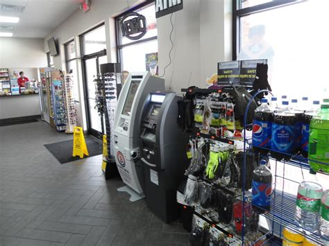 Most of the bitcoin atms have. Exxon Gas Station-Germantown Road