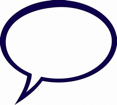 Bubble Conversation Clipart Speech Cloud Bubbles Clip