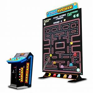 Arcade Heroes World's Largest Pac-Man Arcade Now Available ...