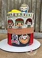 Torta Stranger Things - cake by Valeria | Tortas para ...