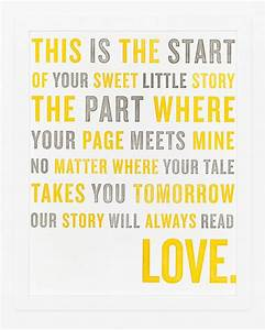 Our Story Print... Etsy Adoption Quotes