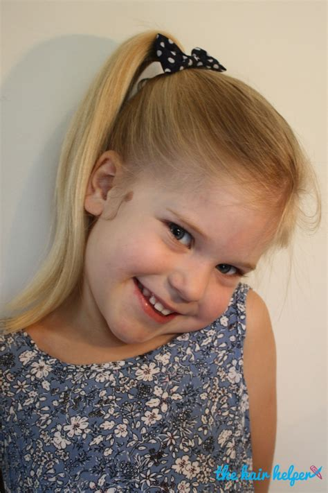 Kid Ponytail Hairstyles by 6 Easy Hairstyles For School That Will Make Mornings Simpler