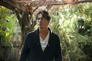 "Johnny Depp in ""Transcendence"" (2014) 