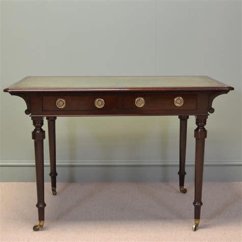 Antique Writing Desks Uk by Mahogany Antique Writing Table Desk 389046