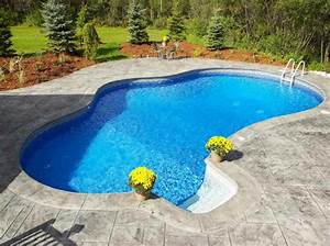 Small inground swimming pools with regular design home for Inground swimming pool designs ideas