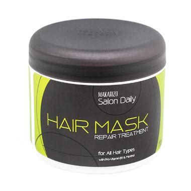 Harga Makarizo Hair Mask Nutriv Repair masker rambut makarizo makarizo jual produk terbaru
