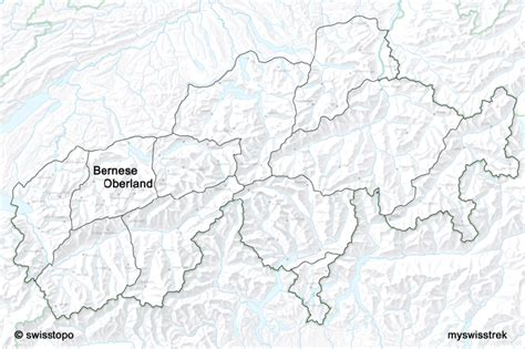 holidays and tourism in the bernese oberland myswisstrek