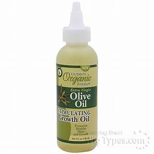 Ultimate Organics Extra Virgin Olive Oil Stimulating
