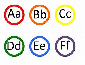 Free Printable Alphabet Letters Upper And Lower Case ...