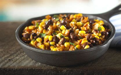 Heinz® Ketchup Recipe, Tex-Mex-Style Rice and Beans ...