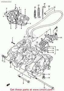 Wiring Diagram Suzuki Ts 125