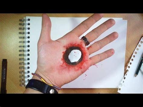 comment faire une fausse blessure en dessin tuto youtube