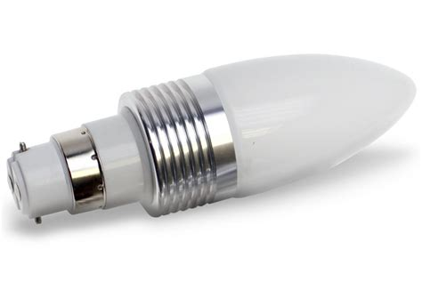 lumilife b22 240 lumilife led bayonet light bulb 3 watt