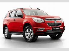 News Holden Launches Colorado 7 SUV