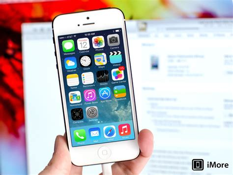 how to update your iphone how to update to ios 7 using itunes imore