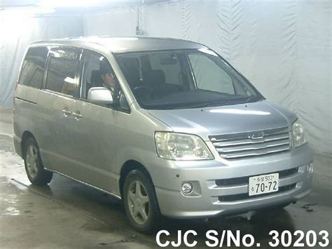 2003 toyota noah silver for sale stock no 30203