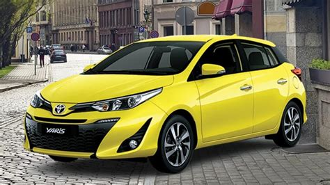 Toyota Yaris 2019 by Toyota Yaris 2019 Detailed Look The New 2019 Toyota