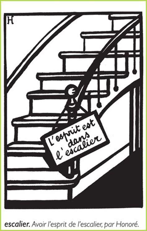 encyclop 233 die larousse en ligne avoir l esprit d escalier par honor 233
