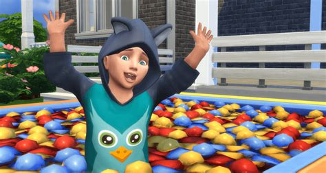 The Sims 4 Toddler Stuff Review - Sims Online